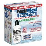 Orrmosó NeilMed Sinus Rinse orr irrigátor szett 60 tasakkal (9 év felettieknek)