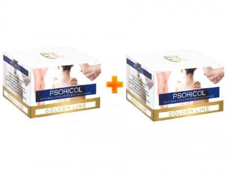 PSORICOL kenőcs 2 DOBOZ pikkelysömör kezelésére (50ml)