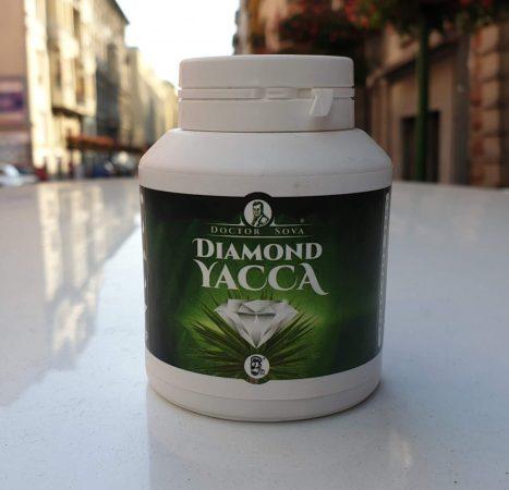 Diamond Yacca étrendkiegészítő 115 db kapszula