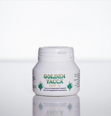 Golden Yacca 100% kapszula