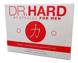 Dr. Hard for Men potencia növelő kapszula 4 db - személyes átvét Bp. XIII. vagy szállítással
