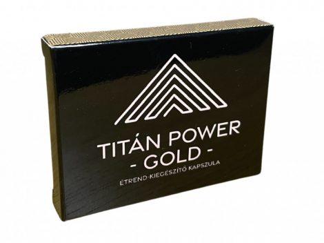 Titan Power potencianövelő kapszula 3 db - személyes átvét Bp. XIII. vagy szállítással
