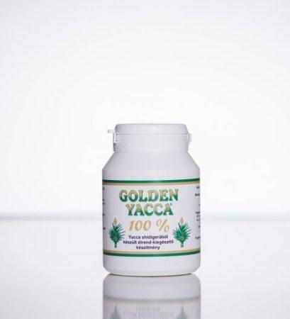 Golden Yacca 100% kapszula  (Mini családi kiszerelés)
