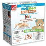 Orrmosó NeilMed Sinus Rinse 120 tasak sókeverék (4-9 éveseknek)